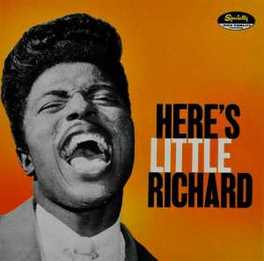 HERE'S LITTLE.. -REMAST- .. RICHARD // ENHANCED LITTLE RICHARD, CD