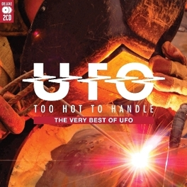 TOO HOT TO HANDLE VERY BEST OF UFO, CD
