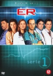 E.R. - Seizoen 1, (DVD) PAL/REGION 2/ WITH ALL YOUR FAVO DOCTOR'S & NURSES!!!. (DVD), TV SERIES, DVD