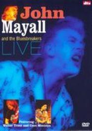 John Mayall - Live