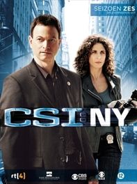 CSI: New York Seizoen 6 - deel 1 (3DVD)