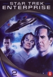 Star trek enterprise - Seizoen 2, (DVD) *REPACKAGE* // BILINGUAL (DVD), TV SERIES, DVDNL