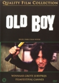 Old boy, (DVD) PAL/REGION 2 MOVIE, DVD