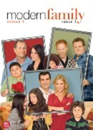 Modern family - Seizoen 1, (DVD) BILINGUAL // W/ ED O'NEILL, SOFIA VERGARA TV SERIES, DVD