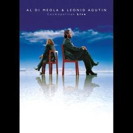 Al Di Meola & Leonid Agutin - Cosmopolitan Live