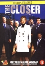 Closer - Seizoen 2, (DVD) PAL/REGION 2/W/KYRA SEDGWICK (DVD), TV SERIES, DVDNL