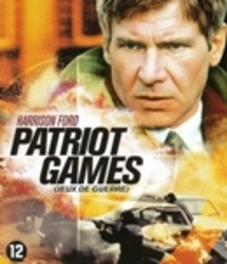 Patriot games, (Blu-Ray) MOVIE, Blu-Ray