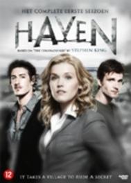 Haven seizoen 01