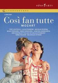 COSI FAN TUTTE, MOZART, WOLFGANG AMADEUS, FISCHER, I. NTSC/PAL/ALL REGIONS//I.FISCHER DVD, W.A. MOZART, DVD
