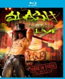Slash - Made In Stoke 24/7/11