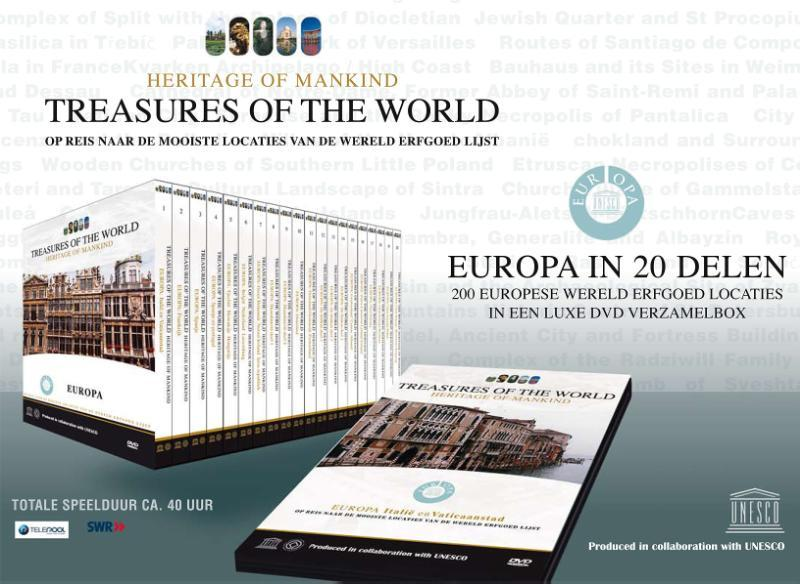 Treasures Of The World - Europa