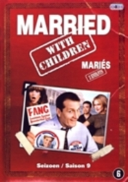 Married with children - Seizoen 9, (DVD) BILINGUAL TV SERIES, DVDNL