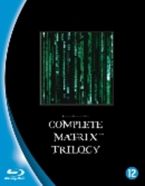 Matrix trilogy, (Blu-Ray) BY THE WACHOWSKI BROTHERS MOVIE, Blu-Ray