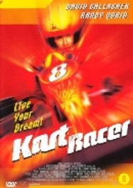 Kart racer, (DVD) PAL/REGION 2. MOVIE, DVD