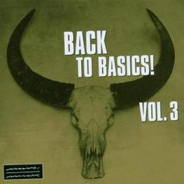 BACK TO BASICS VOL.3 W/PEE WEE ELLIS/HANS THEESSINK/CHUCK BROWN V/A, CD