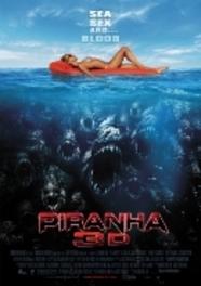 Piranha (3D Blu-ray)