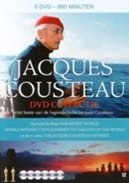 Jacques Cousteau Collectie (6DVD)