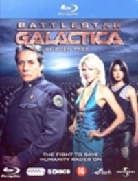 Battlestar galactica - Seizoen 2, (Blu-Ray) BILINGUAL TV SERIES, Blu-Ray