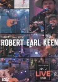 Robert Earl Keen - No 2 Live Dinner