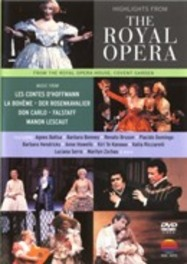 The Royal Opera-Highlights From