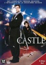 Castle - Seizoen 2, (DVD) BILINGUAL /CAST: NATHAN FILLION, STANA KATIC TV SERIES, DVDNL