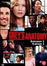 Grey's anatomy seizoen 01