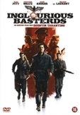 Inglourious basterds, (DVD)