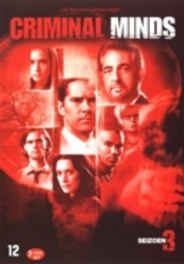 Criminal minds - Seizoen 3, (DVD) CAST: JOE MANTEGNA, THOMAS GIBSON, SHEMAR MOORE TV SERIES, DVDNL