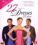 27 dresses, (Blu-Ray)