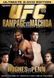 UFC 123 - Rampage vs. Machida