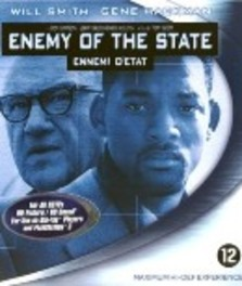 Enemy of the state, (Blu-Ray) BILINGUAL // W/ WILL SMITH, GENE HACKMAN (BLU-RAY), MOVIE, Blu-Ray