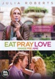 Eat pray love, (DVD) BILINGUAL /CAST: JULIA ROBERTS Gilbert, Elizabeth, DVD