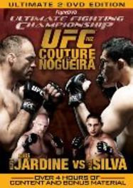 UFC 102 - Couture vs. Nogueira