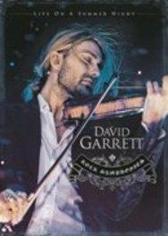 David Garrett - Rock Symphonies: Live On A Summer Night