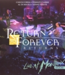 Return To Forever - Live At Montreux 2008