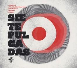 SIETE PULGADAS V/A, CD