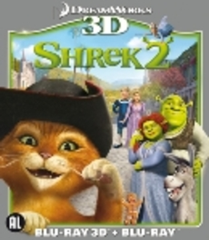 Shrek 2 (3D + 2D Blu-ray)