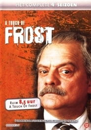 A Touch of Frost - Seizoen 4 (5DVD)
