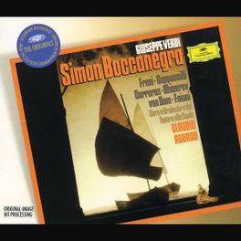 SIMON BOCCANEGRA W/CLAUDIO ABBADO, TEATRO ALLA SCALA, CAPPUCCILLI Audio CD, G. VERDI, CD