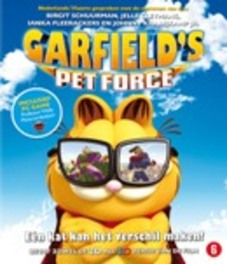 Garfield's Pet Force (2D+3D) (Blu-ray+Dvd Combopack)