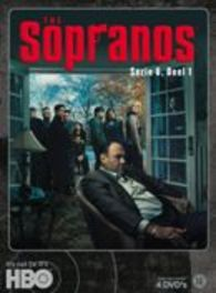 Sopranos - Seizoen 6 deel 1, (DVD) CAST: JAMES GANDOLFINI, EDIE FALCO, MICHAEL IMPERIOLI TV SERIES, DVDNL