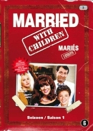 Married with children - Seizoen 1, (DVD) BILINGUAL TV SERIES, DVDNL