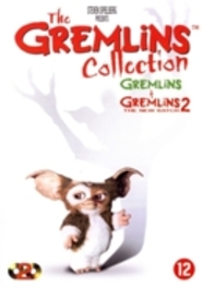 Gremlins collection, (DVD) BILINGUAL // GREMLINS + GREMLINS 2 MOVIE, DVD