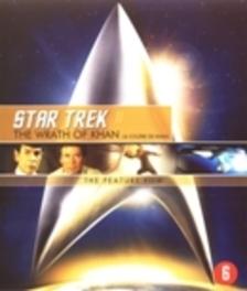 Star trek 2 - Wrath of Khan, (Blu-Ray) BILINGUAL // *THE WRATH OF KHAN* MOVIE, BLURAY