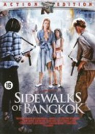 Sidewalks Of Bangkok