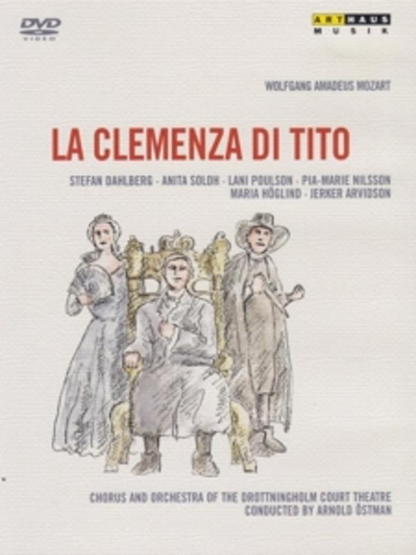 La Clemenza Di Tito (Drottningholm)