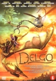 Delgo, (DVD) BILINGUAL /CAST: JENNIFER LOVE HEWITT, VAL KILMER MOVIE, DVDNL