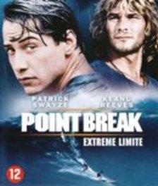 Point break, (Blu-Ray) BILINGUAL // W/ PATRICK SWAYZE, KEANU REEVES MOVIE, Blu-Ray
