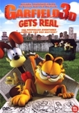 Garfield 3-gets real, (DVD)