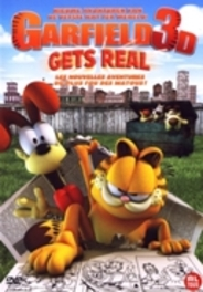 Garfield 3D - Gets Real (DVD)